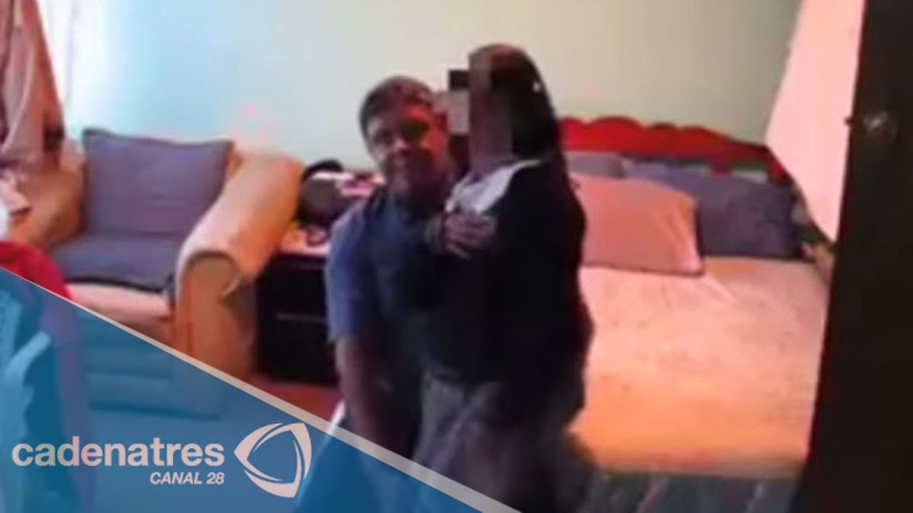 Videos abusando sexualmente