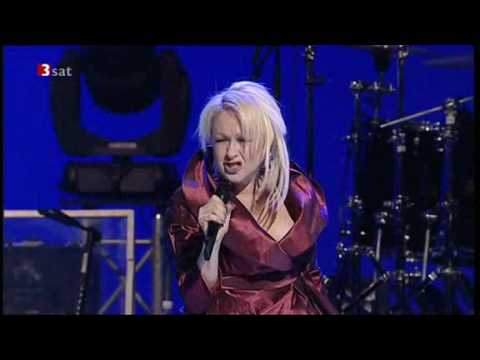 Cyndi Lauper Into The Nightlife live in  Basel 2008