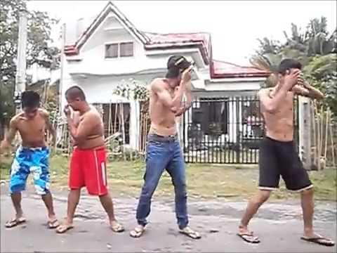 Tag Singko Nalang the original dance (budots)