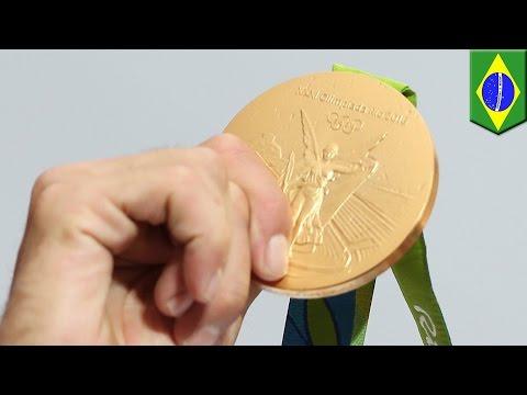 奧運金牌究竟有幾分係金A?
