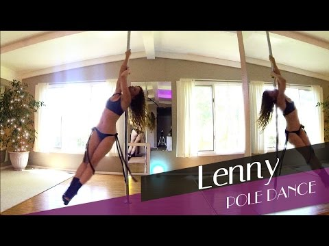 Lenny (Stevie Ray Vaughan) : Pole Dance Freestyle : Ava Madison