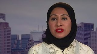 Muslim Reporter Describes Harassment