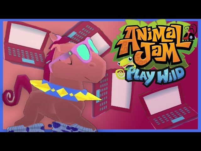 Animal Jam Play Wild | Speed Decorating Den & Buying Items For My Den!