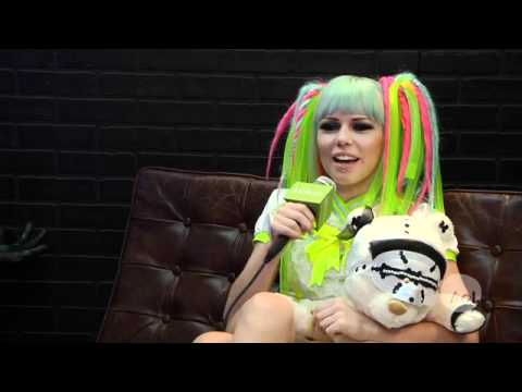 Kerli SXSW AOL Interview