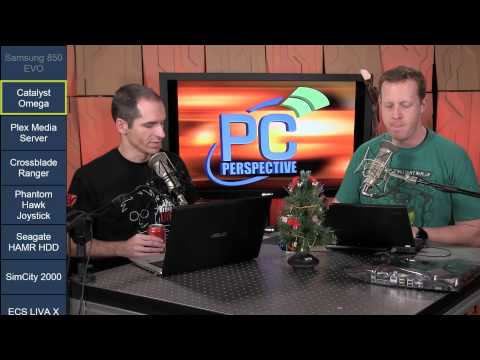 PC Perspective Podcast 329 - 12/11/14