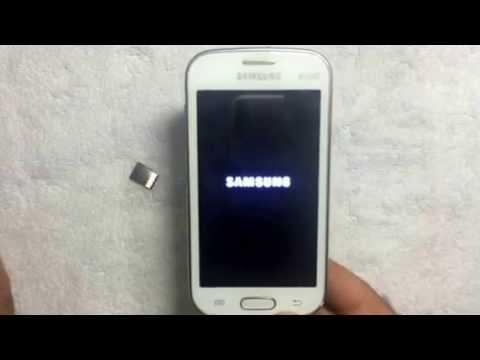 Hard Reset Samsung Galaxy Trend Lite GT-S7392L