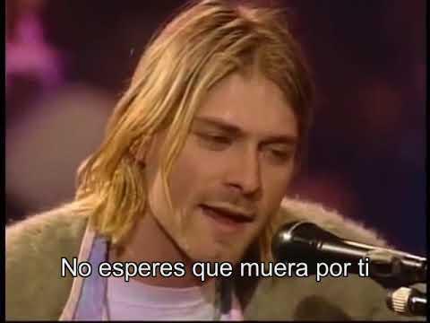 Nirvana - Jesús Don't Want Me For a Sunbeam (Subtitulado al Español)
