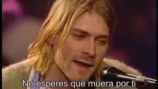 Nirvana – Jesus Don't Want Me For A Sunbeam