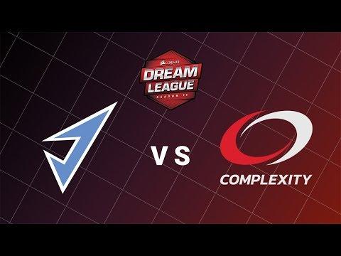 J.Storm vs compLexity - DreamLeague S11 - Game 3