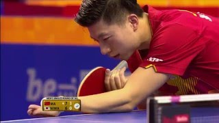2016 German Open MS-R16 Ma Long - Koki Niwa (full match|short form in HD)