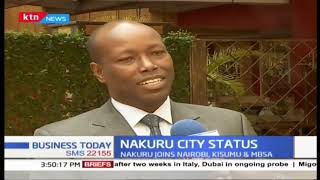Nakuru set to be upgraded to city status