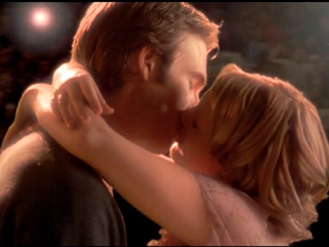 Never Been Kissed Deleted Scene - Two Extras Witness Josie's First Kiss