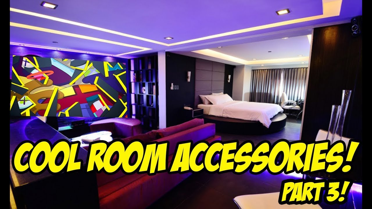 5 ITEMS TO MAKE YOUR ROOM COOLER PART 3! - YouTube