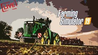 Farming Simulator z ...  + widzowie  LIVE