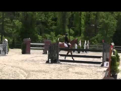 Video of HIGHRISE riden by GEORGINA BLOOMBERG from ShowNet!
