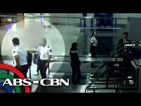 TV Patrol: 2 airport security screener, inireklamo na nagnakaw sa dayuhan