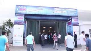Ouverture du Salon de l'Auto d'occasion à Casablanca