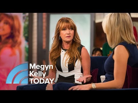 Jane Seymour Reveals Being Sexually Harassed As A Young Actress  Megyn Kelly TODAY