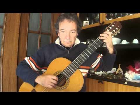 Il Silenzio - Taps (Classical Guitar Arrangement by Giuseppe Torrisi)