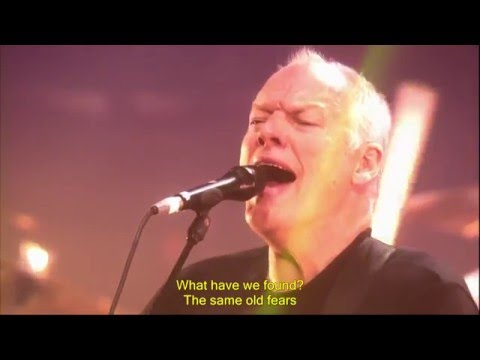 David Gilmour -  Wish You Were Here -...