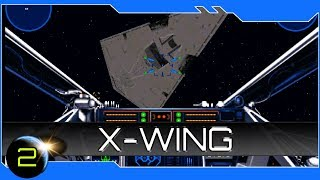 Star Wars: XWing - The Battle of Briggia! - Space Sim - Ep2