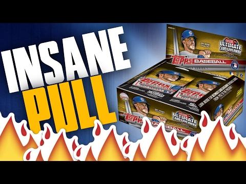 2017 TOPPS SERIES 1 | INSANE AUTOGRAPH PULL! BASEBALL JUMBO BOX
