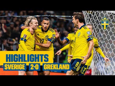 Sweden Greece Goals And Highlights