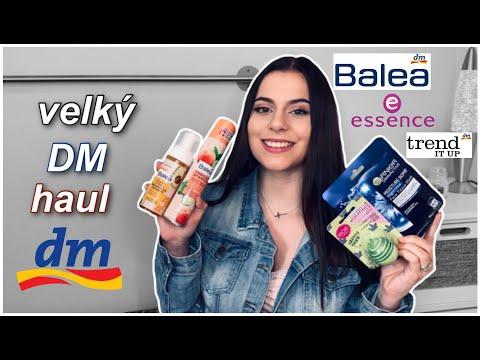 Velký Haul Z Drogérie DM - Balea, Essence, Trend It Up | Lucy