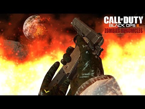 M1911 Ps4 Update Is Live Black Ops 3 Zombie Chronicles Dlc 5 Gameplay