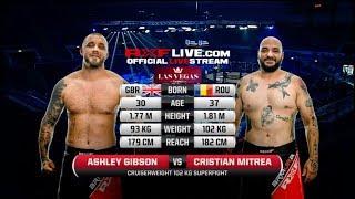 RXF Mitrea Cristian vs Ashley Gibson