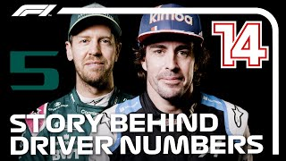F1 Drivers Explain Why They Race With Their Number