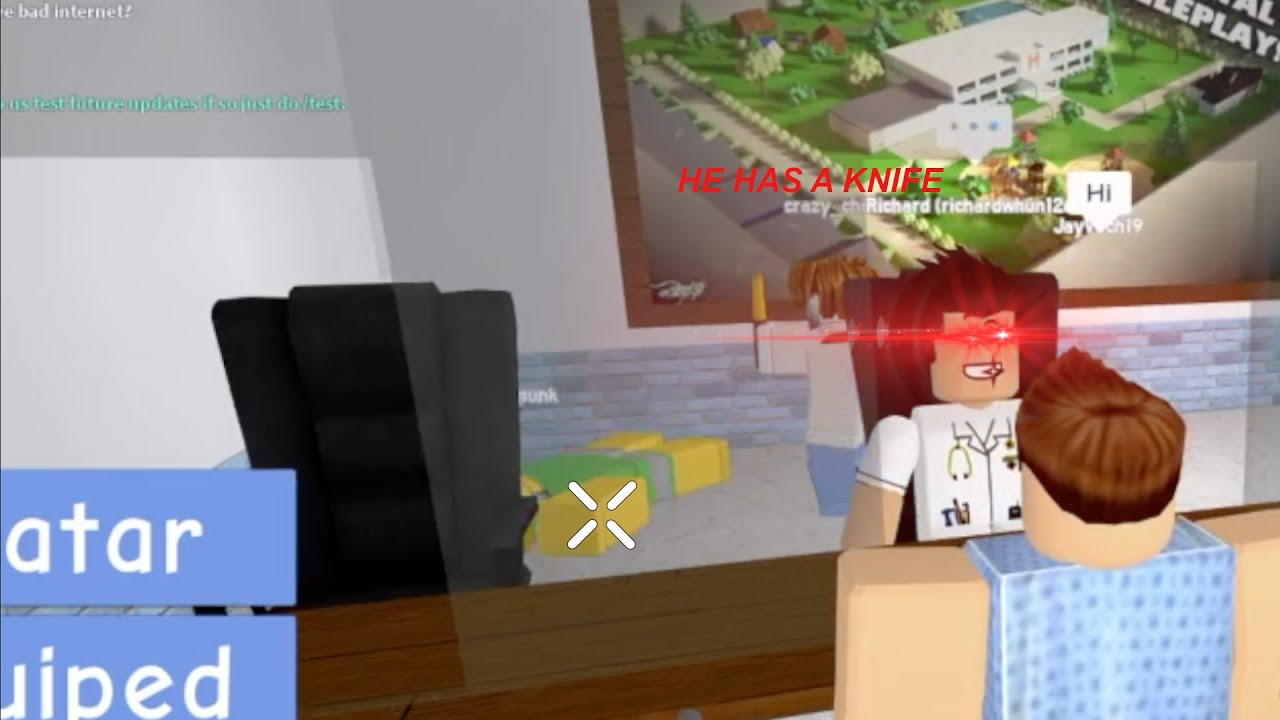 The Roblox Hospital Experience Youtube