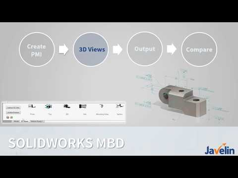 Avoid Costly Errors Using SOLIDWORKS MBD [On Demand Webinar]