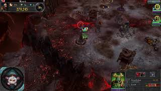 Dawn of War II Retribution Last Stand as Necron Overlord (until wave 19)