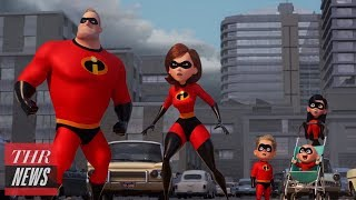 'The Incredibles 2': What the Critics Are Saying | THR News