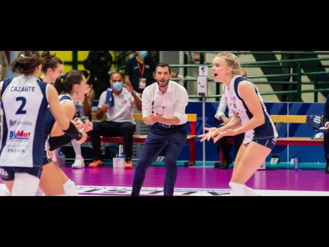 HighLights Vero Volley Monza vs  Reale Mutua Fenera Chieri'76   - A1F 2a Giornata