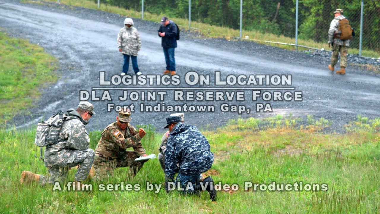 A video highlights the efforts of DLA's Joint Reserve Force