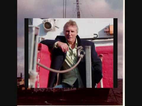 Offshore Radio Photomontage.