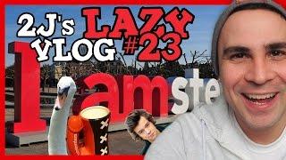 Διακοπές Στην Ολλανδία! (Lazy Vlog #23)