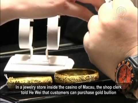 Chinese Capital Inflows Macau Through Illegal Transaction