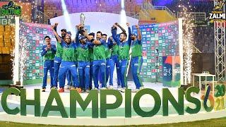 HBL PSL 6 Champions | Multan Sultans vs Peshawar Zalmi | Final Match 34 | HBL PSL 6 | MG2L