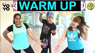 New Zumba® Fitness - Warm Up Score FitMob Party
