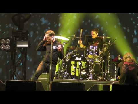 Billy Talent - Rusted From The Rain(Soundcheck)