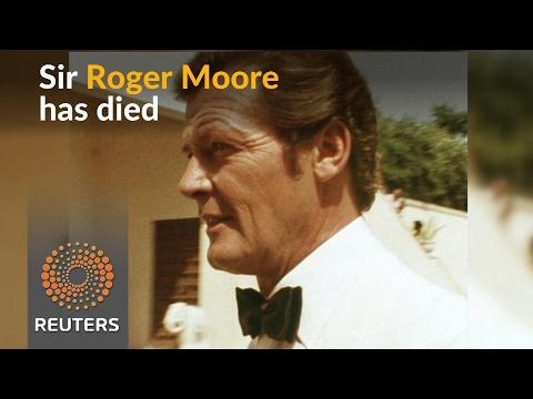 Ex-James Bond actor Roger Moore dies