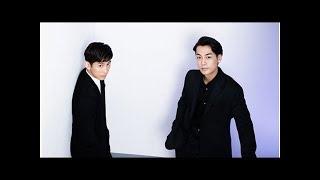 成河&福士誠治、演劇畑2人が語り倒す『スリル・ミー』の魅力&演技論 (...