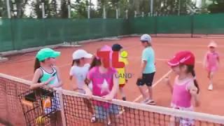 Большой теннис для детей | Детский теннис в Николаеве