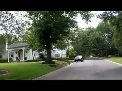 Baton rouge real estate driving tour of ingleside dr garden district 70808 youtube for Houses for rent in baton rouge garden district