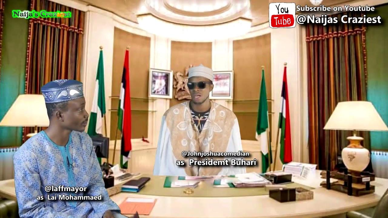 Download President Buhari Replies General Olusegun Obasanjo''s Letter
