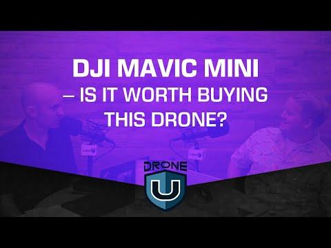 DJI Mavic Mini - Is It Worth Buying This Drone?