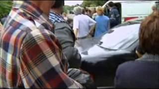 Беслан. Первые взрывы 3 сентября / Beslan. First explosions